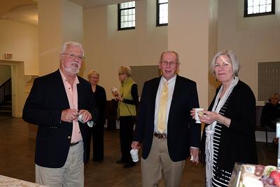 Organ Concert, Taft Alumni Weekend 2016. Photo by Bonnie Welch