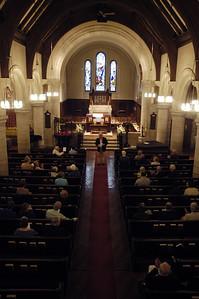 Organ Concert and Reception Alumni Weekend 2016