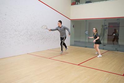 Faculty Friday Squash