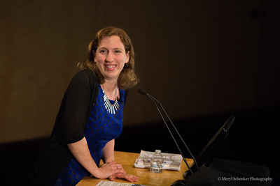 The UW Stroum Center for Jewish Studies presents the Stroum Lecture series with Dara Horn on May 23, 2016.