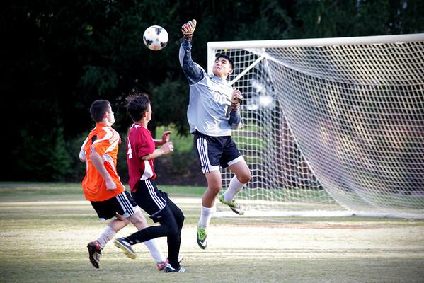 Hargrave Soccer