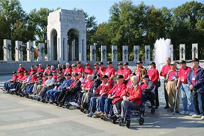 WWII Memorial October 2016