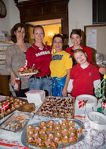 Elementary School International Potluck Dinner