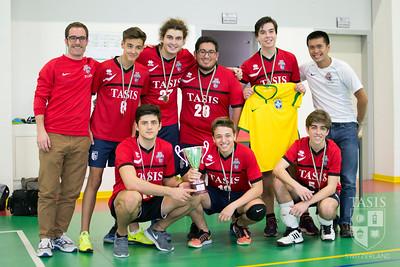 Boys Volleyball - NISSA Tournament
