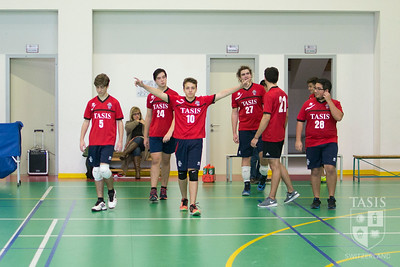 TASIS at the NISSA Boys Volleyball Tournament
