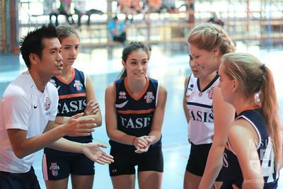 SGIS Girls Volleyball Tournament