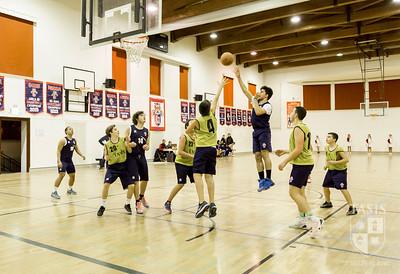 TASIS Boys Basketball vs. International School of Milan