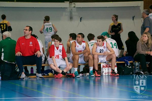TASIS Boys Varsity Basketball -  SGIS