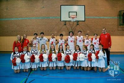 Varsity Boys Basketball - SGIS Tournament