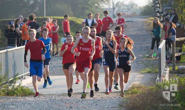 TASIS Cross Country Invitational 2015