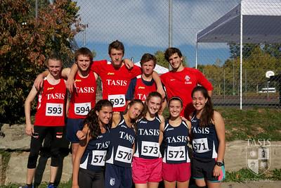 TASIS Cross Country Teams Take 2nd at SGIS Championships