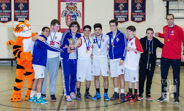 TASIS Hosts Boys Varsity NISSA Basketball Tournament