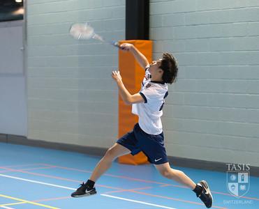 TASIS Hosts NISSA Badminton Tournament