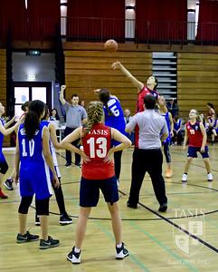 TASIS Hosts the SGIS Girls JV Basketball Tournament