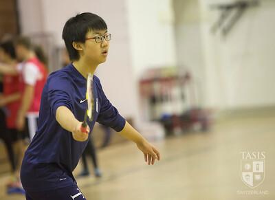 TASIS Invitational Badminton Tournament 2015