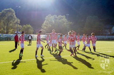 TASIS JV Boys Soccer vs. American School of Milan
