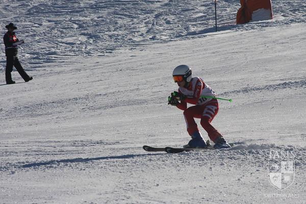 TASIS MS Ski Racing Team