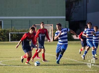 TASIS Varsity Boys Soccer vs. ASM