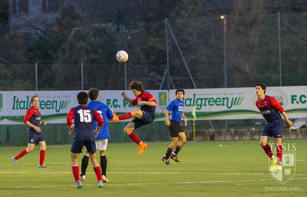 TASIS Varsity Boys Soccer vs Scuola Europa