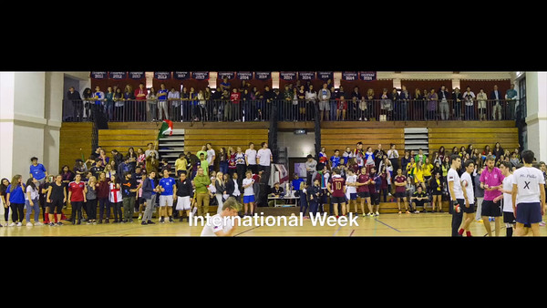 High School International Week Slideshow