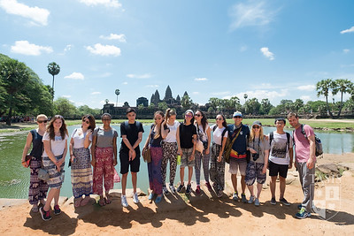 Caring for Cambodia - Siem Reap (June 2016)