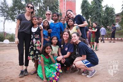 Global Service Learning - India 2016