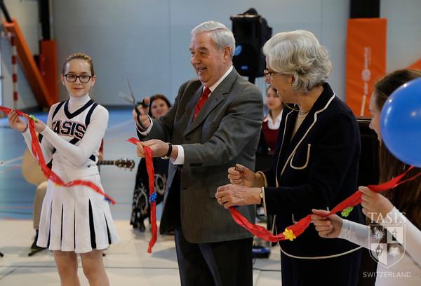 Muzzano Sports Complex Opening