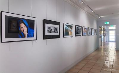 Visual Artwork on display