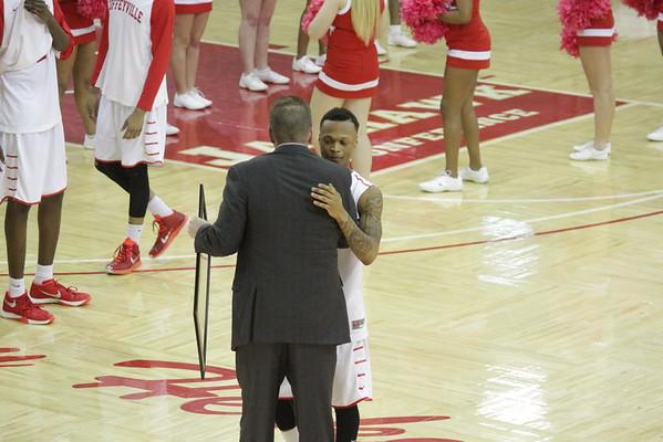 2015-2016 Men's Basketball Sophomore Presentation