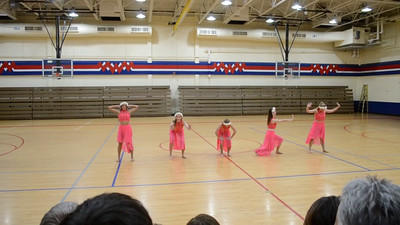 Dance Officers Show-Off