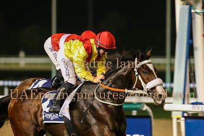 7th January 2016 DWC Carnival Meydan Dubai