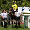 Just A Penny and Pat Dobbs trained by Doug Watson win race 1 at Jebel Ali, UAE