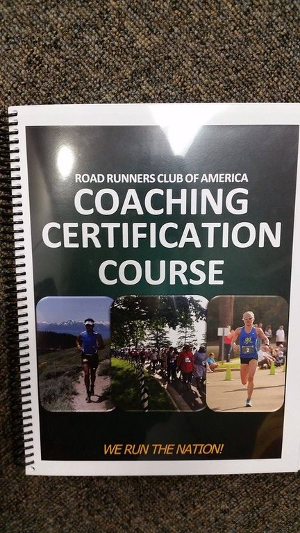 FT LAUDERDALE RRCA COACHING CERTIFICATION 03/05/16 & 03/06/16
