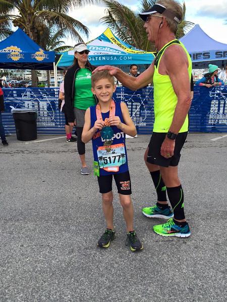 Fort Lauderdale A1A Half & Full Marathon 02/14/16