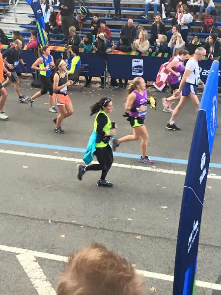 NYC Marathon 11/1/15