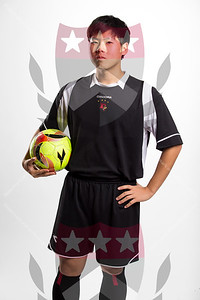 South Kent School  Varsity Soccer Team Portraits