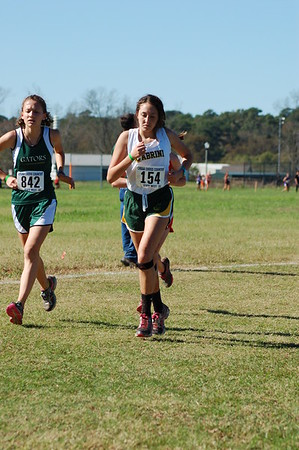 2015 LHSAA Cross Country State Meet