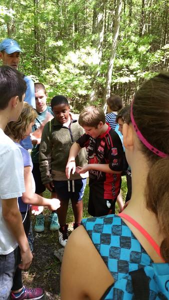 7th Grade Trip to PEEC 2015