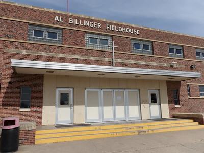 Al Billinger Fieldhouse 2016