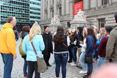 "Lower Manhattan Tour with ""Brooklyn Jim"""