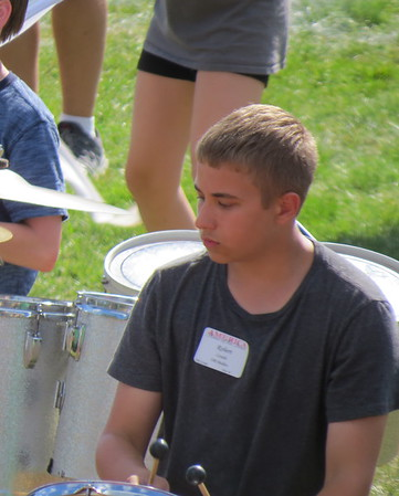 Band Camp 2015 - Day 4