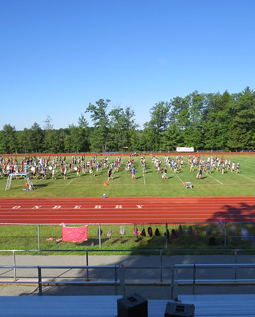 Band Camp 2015 - Day 3