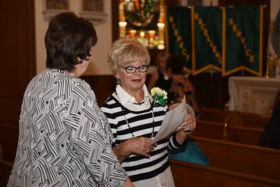 Golden Jubilee Mass & Alumnae Tea