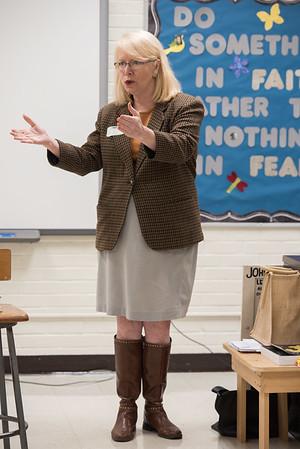 Guest Speaker - Peggy Laborde