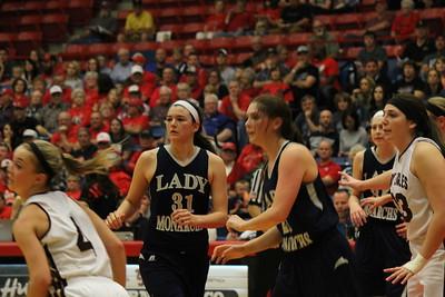 Ladies State Basketball 2016