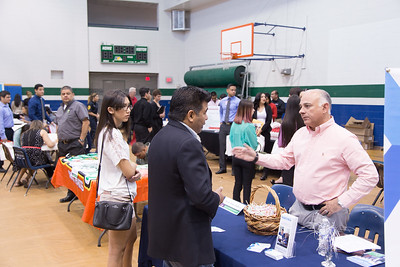 Montwood High School Job Fair