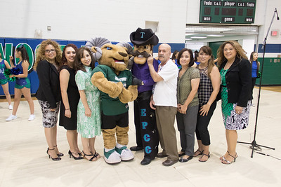 Monwood High School Rams Early College Ribbon Cutting