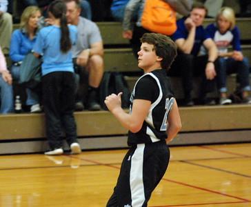 Middle School Basketball 2015-2016