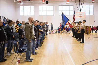 Hurshel Antwine Veterans Day