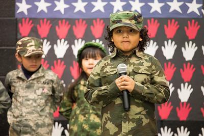 Myrtle Cooper Veterans Day